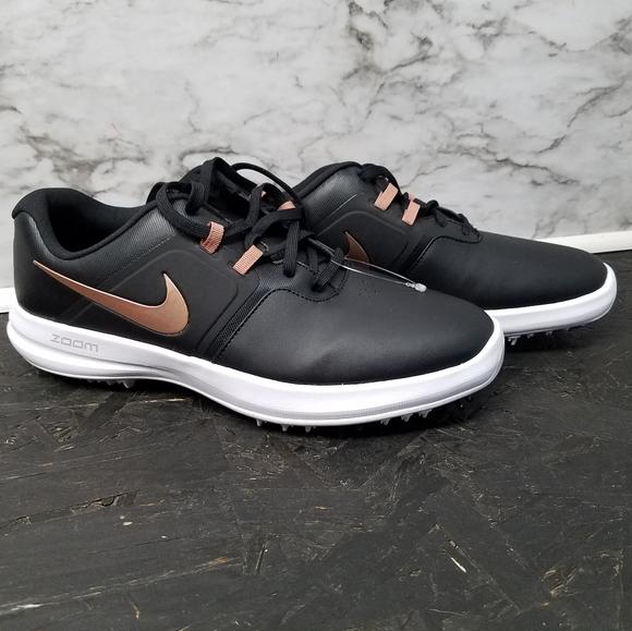 Cena El otro día pueblo  Nike Shoes | Nike Air Zoom Victory Golf Shoes Womens Blackrose | Poshmark